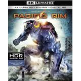 Bluray 4k Círculo De Fogo - Pacific Rim