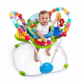 Jumper Rebotador Juguetes Sonidos Gira 360° - Baby Einstein