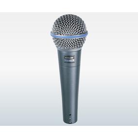 Microfone Shure Beta 58a C/ Fio Oferta Imperdivel