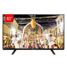Tv Led Panasonic 40 40d400b Usb, Hdmi, Rca, Modo Hotel