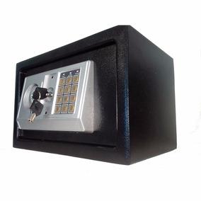 Cofre Eletrônico Digital Grande Chave Reserva Frete Gratis