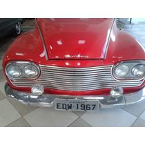 Dkw Vemaguet - 1967 - 3 Cil - Raridade