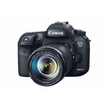 Cámara Canon Eos 7d Mark 18-135mm Reacondicionado
