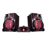 Equipos De Sonido Lg- Minicomponente Lg Cm9960 - 4800w/rms -