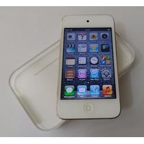 Ipod Touch 8gb Branco 4 Geração Caixa - Usado Não É Celular