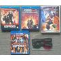 Blu Ray/ Dvd - Coleção Pequenos Espiões - Usados