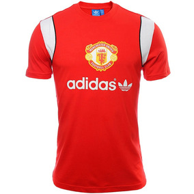 Playera Originals Manchester United Hombre adidas Aj7983