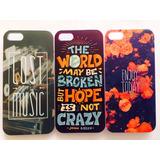Carcasa Case Frases Yolo Carpe Diem Para Iphone 5 5s