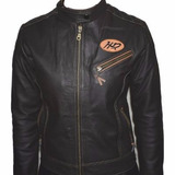 Jaqueta Harley Davidson Feminina Couro Legítimo Black Friday