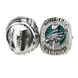 Nfl Anillo Águilas De Philadelphia 2017 Eagles No10