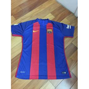 a4b7487d3877c Camisa Do Barcelona Tamanho F - Calçados