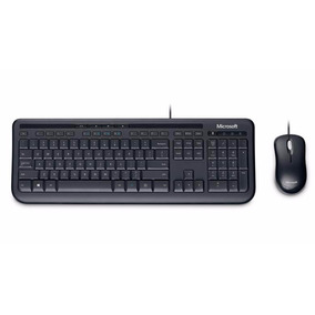 Microsoft Combo Teclado Mouse Wired 600 Desktop