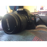 Camara Canon T2i