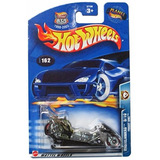 Hot Wheels 1/64-2003- Wastelanders 5/10 - Fright Bike #162