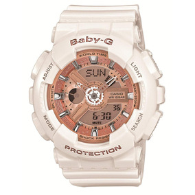a2152fe4237 Relógio Casio Baby-g Amarelo Lady - Relógios De Pulso no Mercado ...