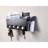 Porta Llaves Y Porta Cartas De Diseño