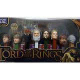 Señor De Los Anillos Dispensador Pez. Ed Especial Ojo Sauron