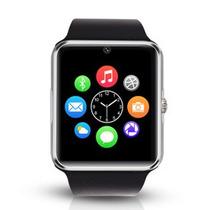 Reloj Celular Smartwatch Gt08 Cámara Hd Iwatch Android Ios