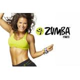 Zumba Fitness 8 Dvd +1 Cd Música Zumba Y 3 Dietas De Regalo!