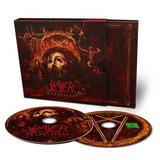 Box Slayer - Repentless (alemão Digipack Deluxe + Dvd Bônus)