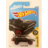 Hot Wheels Fast & Furious Dodge Charger Rapidos Y Furiosos