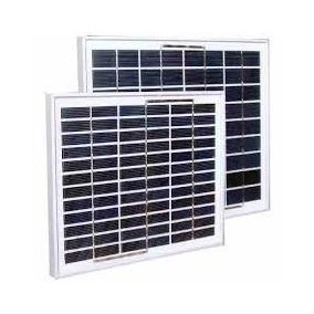Painel Placa Solar 5w 12v/18v Fotovoltaica Inmetro