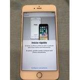 Iphone 6s Plus Blanco/plata Nuevo En Caja