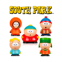 5 Bonecos Brinquedo South Park - A Pronta Entrega