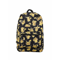 Mochila Pokémon Modelo Pikachu Hot Topic 2017