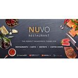 Plantilla Template Tema Wordpress Premium Nuvo Restaurant
