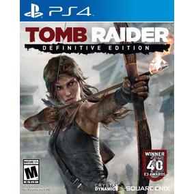 Tomb Raider Ps4 | Digital Español Oferta Juga Con Tu Usuario