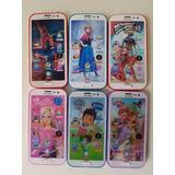 Telefone Celular Infantil Com Som Atacado 12 Peças