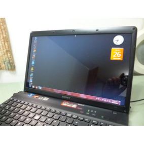 Laptop Sony Vaio Amd E-350 1.6ghz 6gb Ram Disco Duro 320 Gb