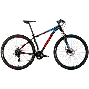 Bicicleta Groove Hype 50 2018 Mtb 29 Shimano 24v Preta T17