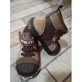 Zapatos Bebe Apolito Niño