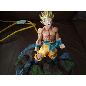 Lampara Dragon Ball Goku Saiyajin