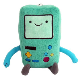 Nuevo Peluche Adventure Time Beemo Finn Jake Hora Aventura B