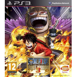 One Piece Pirate Warriors 3 Ps3 | Digital Edicion Gold Ya!