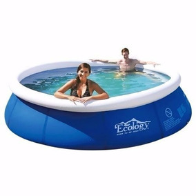 Piscina Inflable Ecology 3.6 M