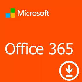 Office - 365 - 5 Equipos Permanente Windows/m