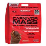 Músculo Medicamentos Carnivor Mass, De Chocolate, De 10 Lb
