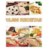 Receitas Culinárias E Medicinais 10.000 Receitas Via E-mail.