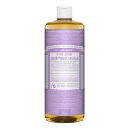 Jabón Liquido Orgánico Dr Bronner Lavanda 946 Ml