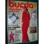 Revista Burda Con Moldes Ropa Moda Costura Confeccion 11/84