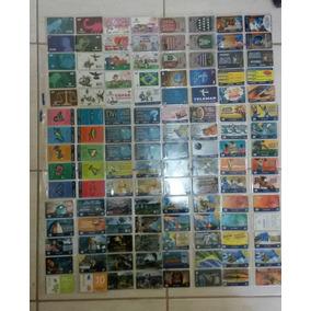 Cartões Telefônicos Para Coleção