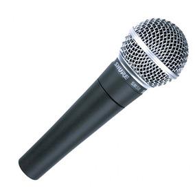Microfone Dinâmico Shure Sm58 Lc - Com Nota Fiscal