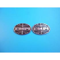 Emblemas Empi Vocho Puertas Tapas Volkswagen Sedan Vw
