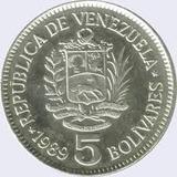 Monedas Antiguas De 2 Y 1 Bolivar