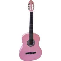 Violão Thomaz Nylon Classico Pink Tcg-200