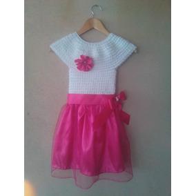 Vestido Para Niña De 4 A 5 Años
